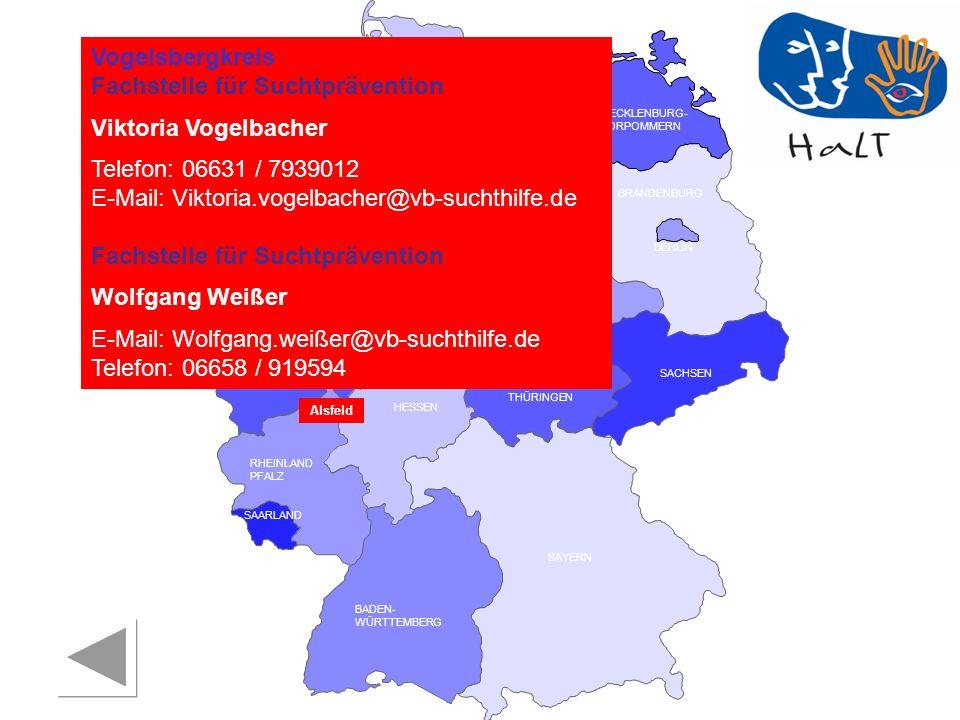 Fachstelle für Suchtprävention Viktoria Vogelbacher