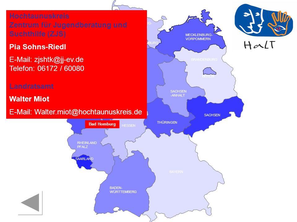 Zentrum für Jugendberatung und Suchthilfe (ZJS) Pia Sohns-Riedl
