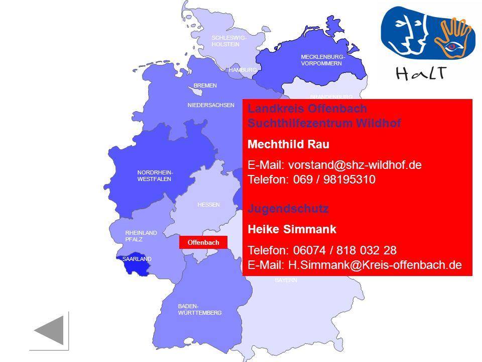 Suchthilfezentrum Wildhof Mechthild Rau