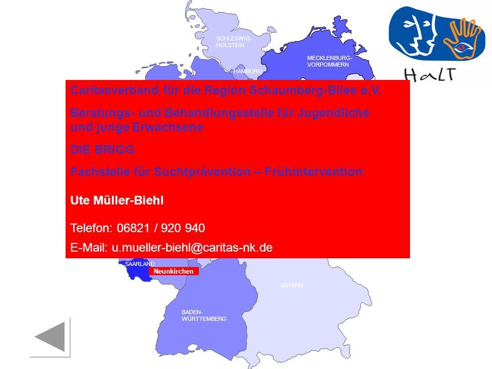 Caritasverband für die Region Schaumberg-Blies e.V.