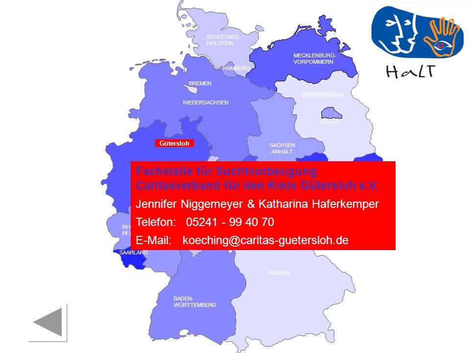 Jennifer Niggemeyer & Katharina Haferkemper Telefon: 05241 - 99 40 70
