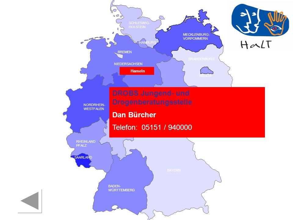 DROBS Jungend- und Drogenberatungsstelle Dan Bürcher