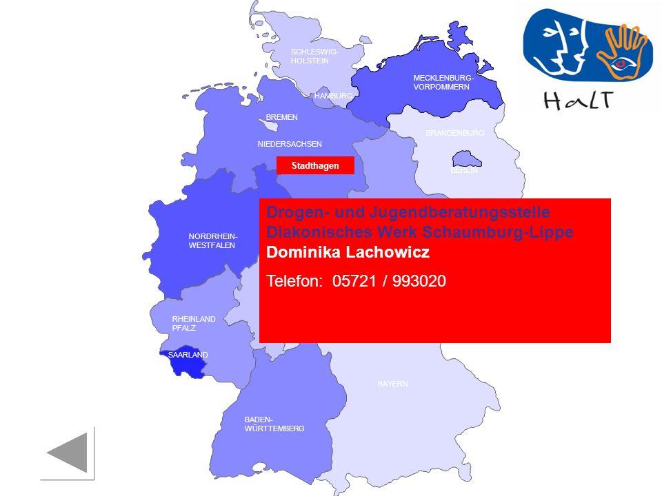 Drogen- und Jugendberatungsstelle Diakonisches Werk Schaumburg-Lippe