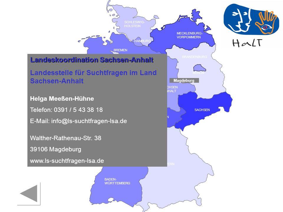 Landeskoordination Sachsen-Anhalt