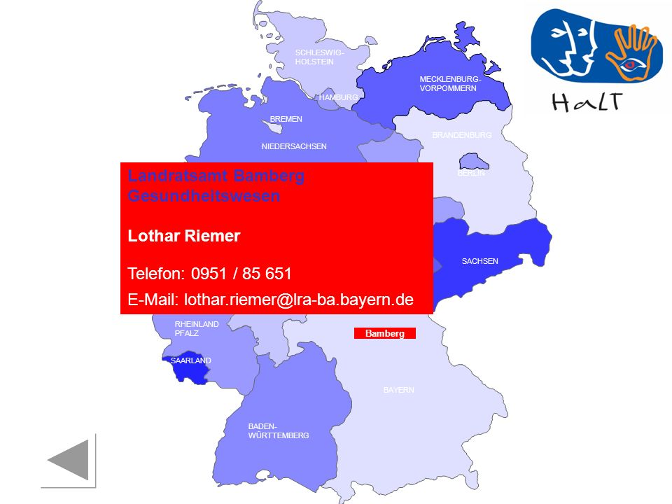Landratsamt Bamberg Gesundheitswesen