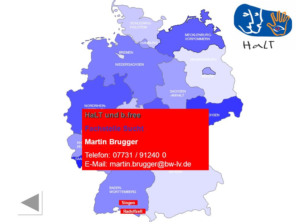 Telefon: 07731 / 91240 0 E-Mail: martin.brugger@bw-lv.de