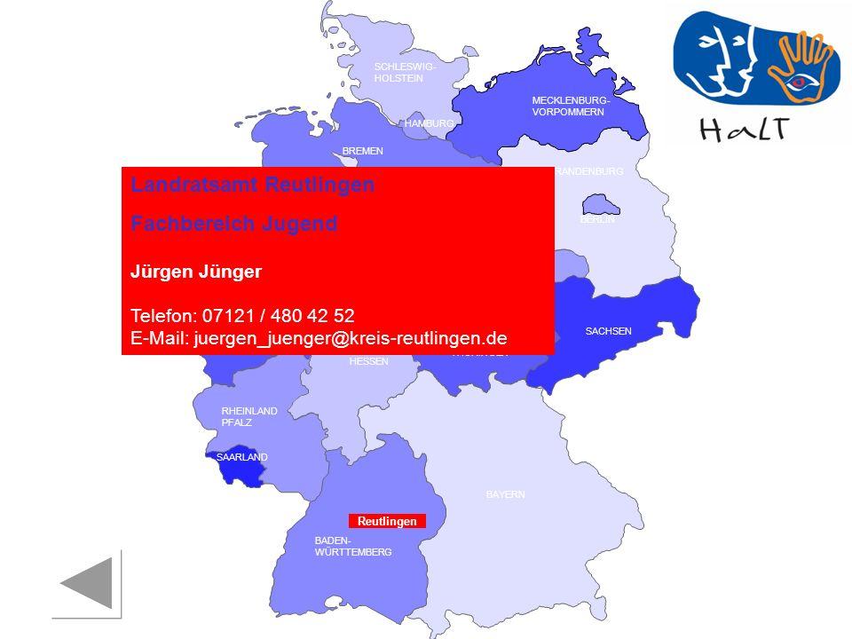 Landratsamt Reutlingen Fachbereich Jugend