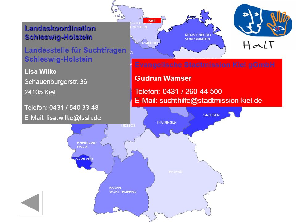 Landeskoordination Schleswig-Holstein