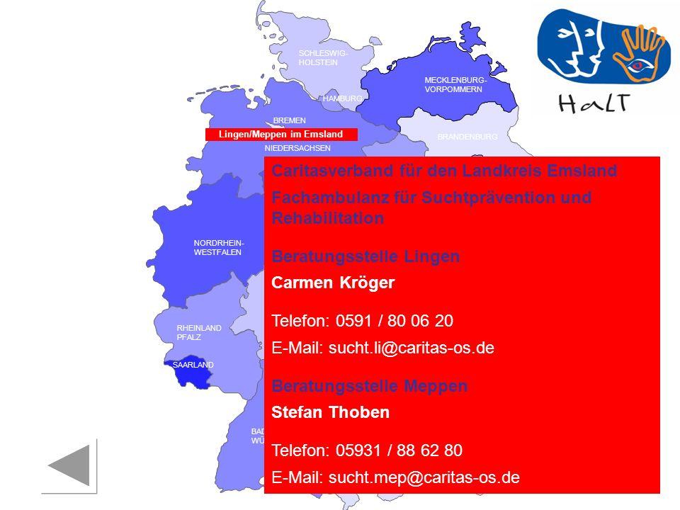 Lingen/Meppen im Emsland