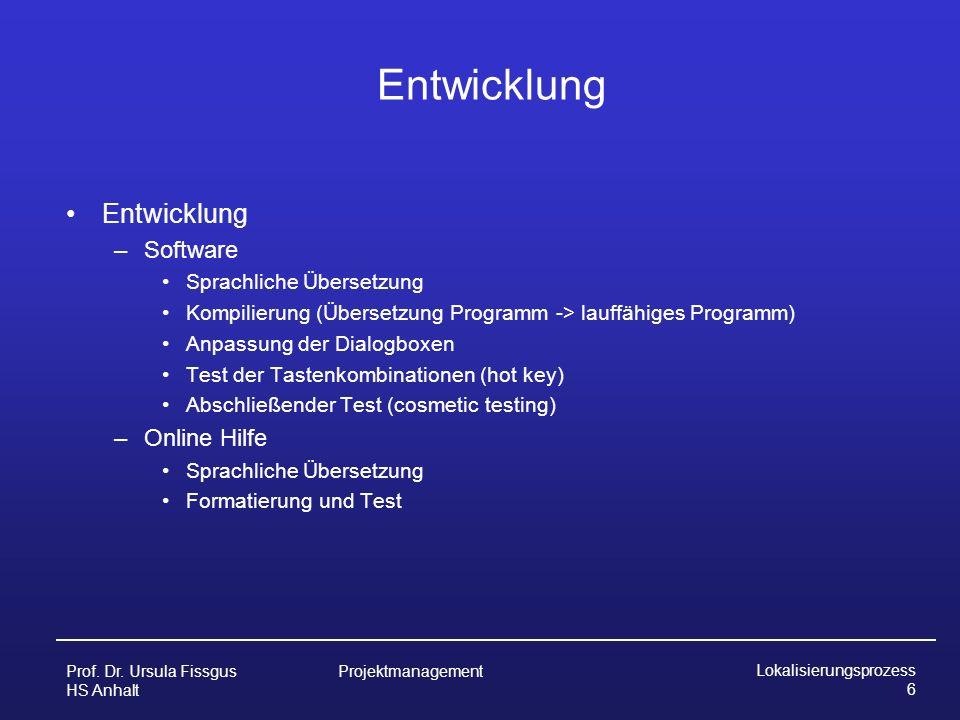 Entwicklung Entwicklung Software Online Hilfe Sprachliche Übersetzung