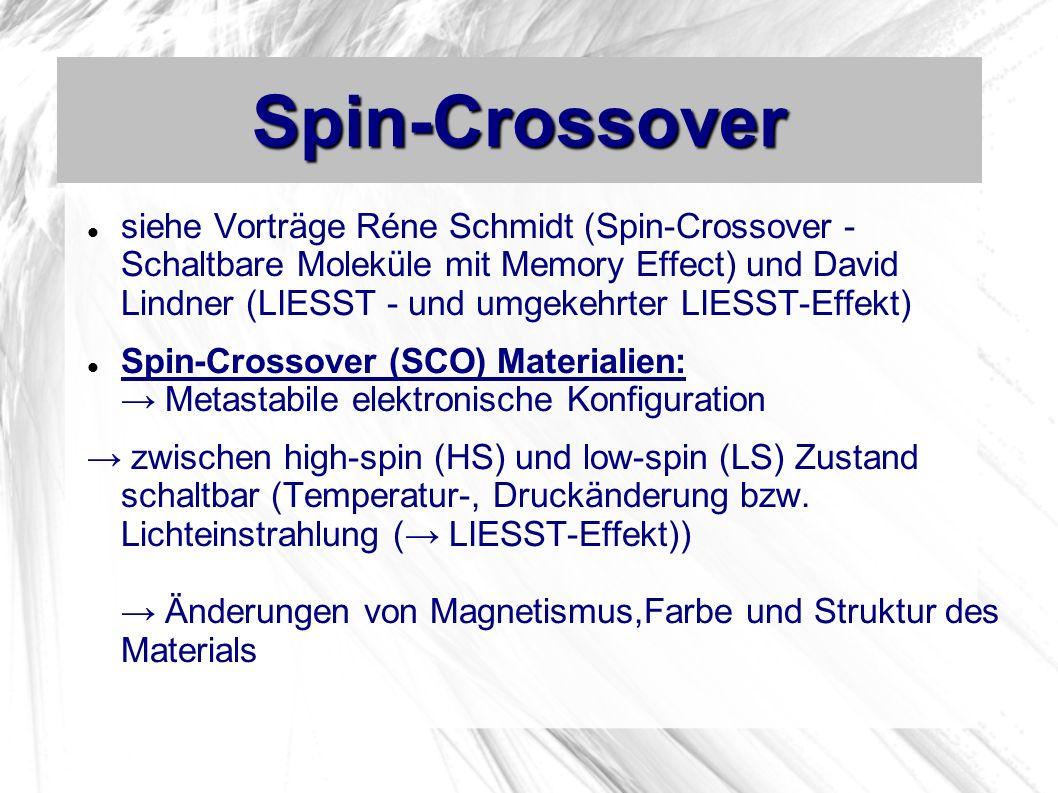 Spin-Crossover