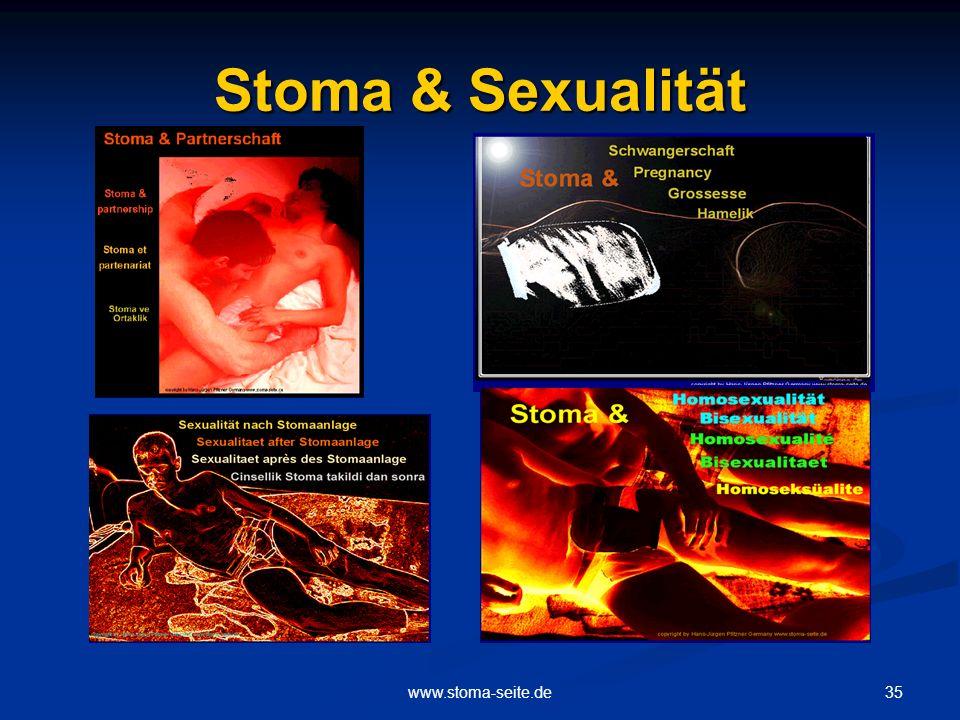 Stoma & Sexualität www.stoma-seite.de