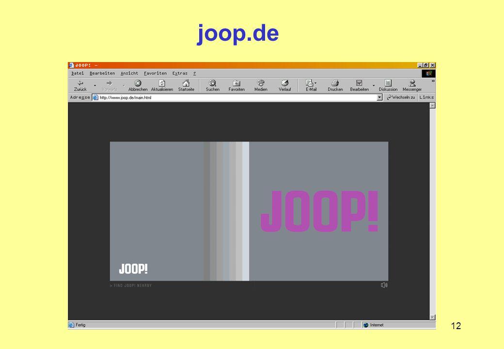joop.de