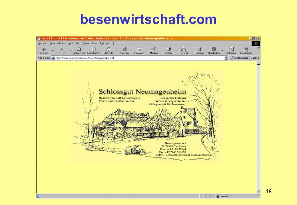 besenwirtschaft.com