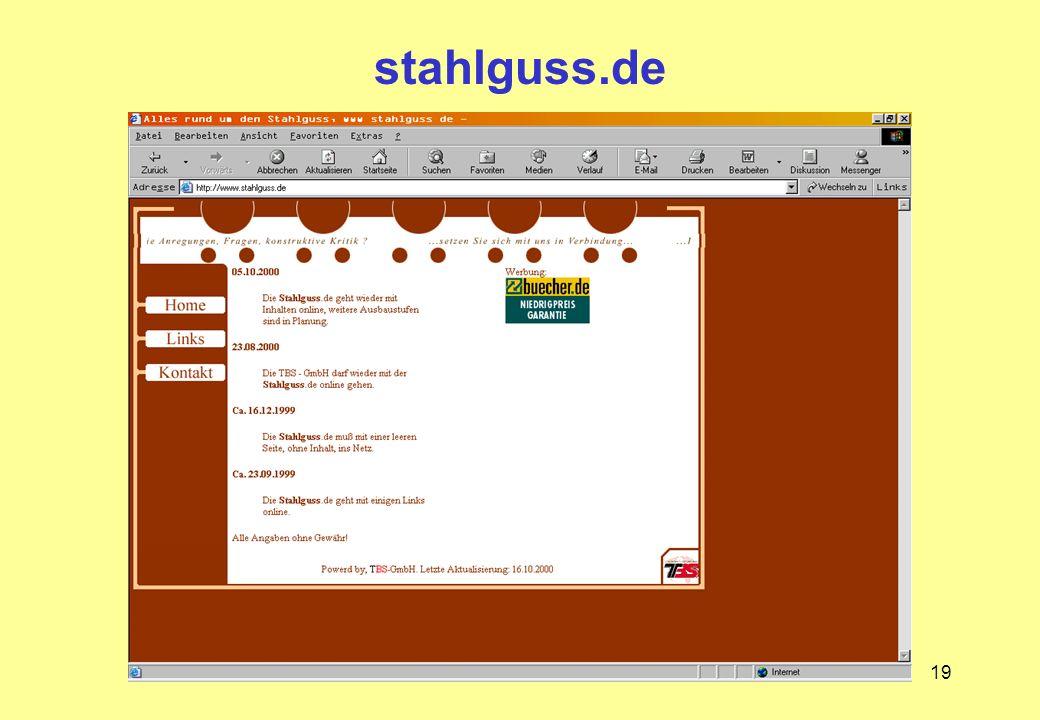 stahlguss.de