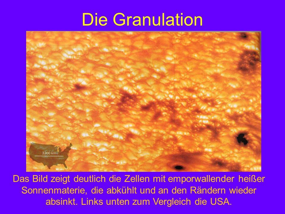 Die Granulation