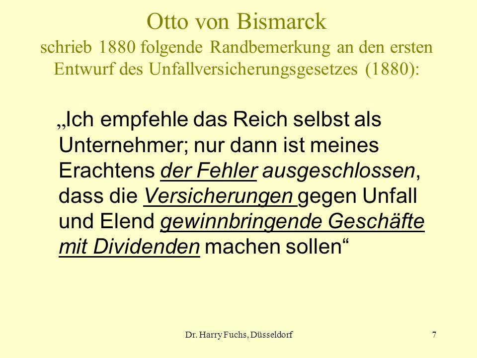 Dr. Harry Fuchs, Düsseldorf