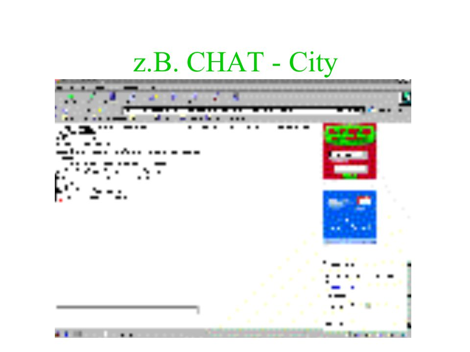 z.B. CHAT - City