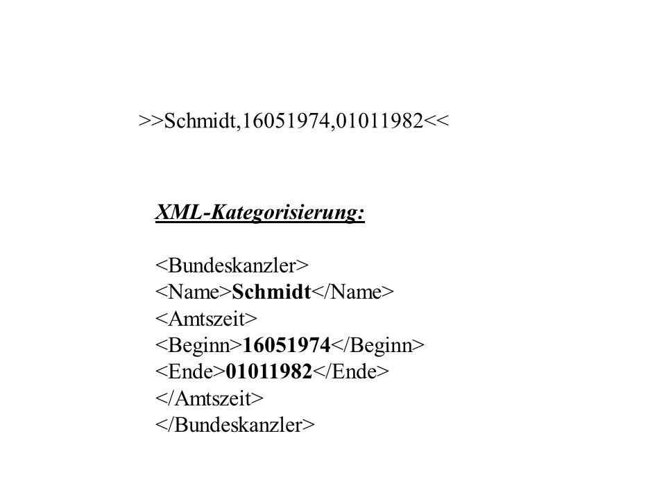 >>Schmidt,16051974,01011982<<