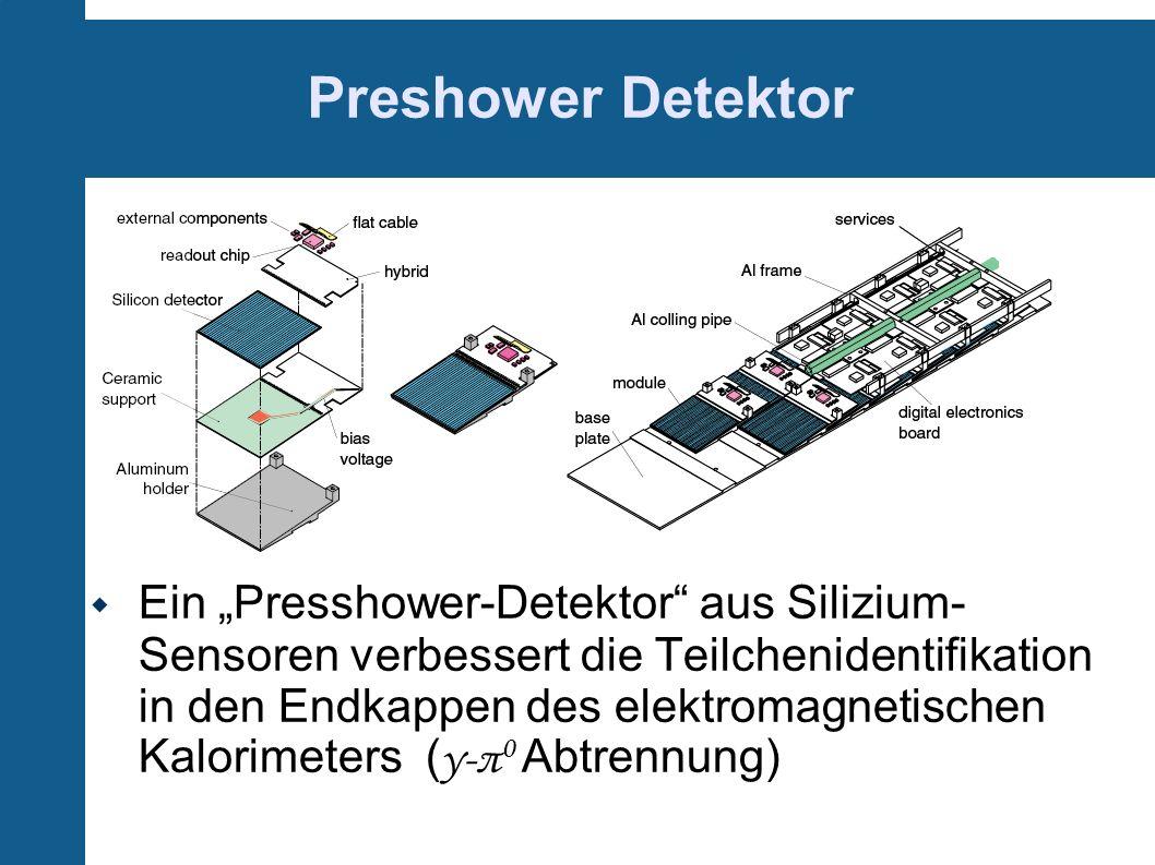 Preshower Detektor