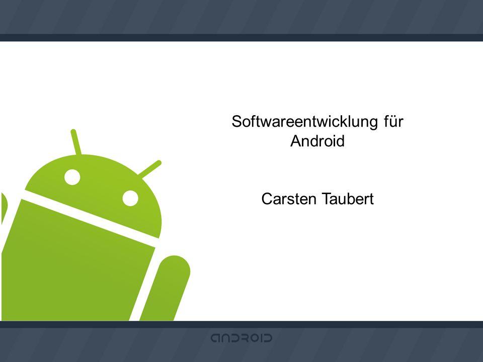 Softwareentwicklung für Android