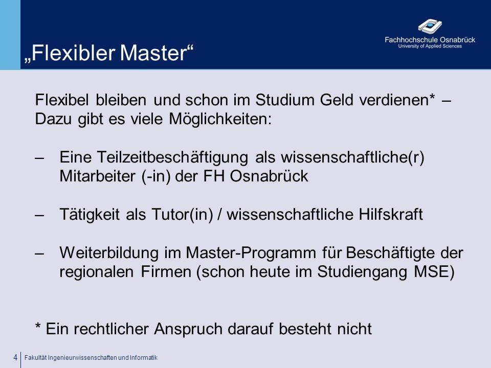 """""""Flexibler Master Flexibel bleiben und schon im Studium Geld verdienen* – Dazu gibt es viele Möglichkeiten:"""