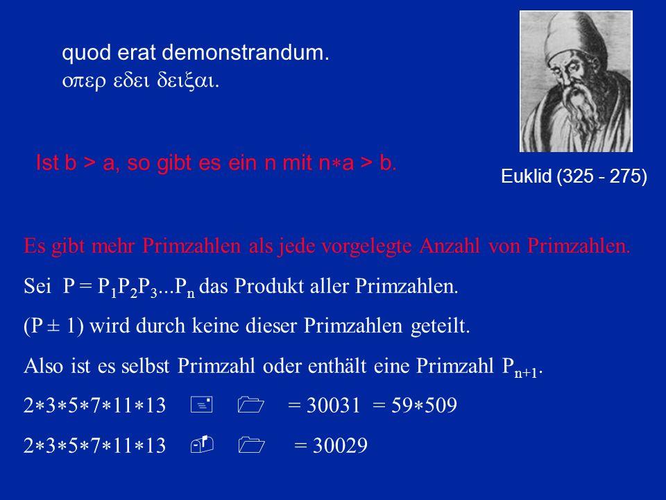 quod erat demonstrandum. oper edei deixai.