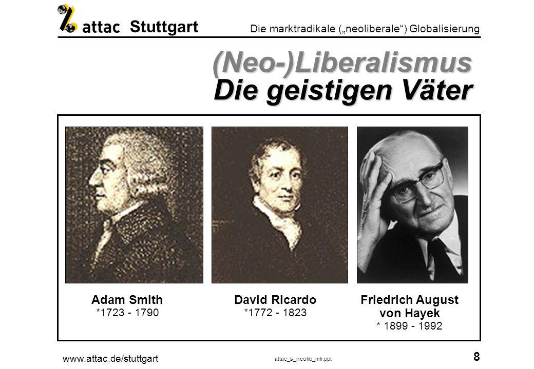 Friedrich August von Hayek * 1899 - 1992