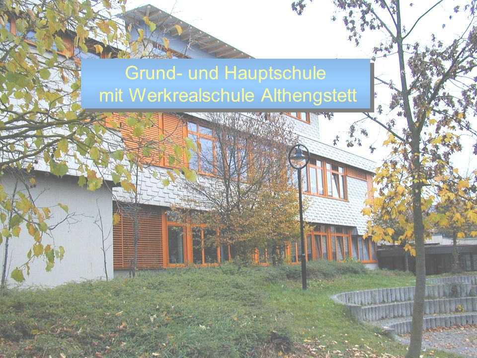 Grund- und Hauptschule mit Werkrealschule Althengstett