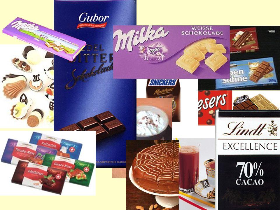 Schokolade – Was ist das