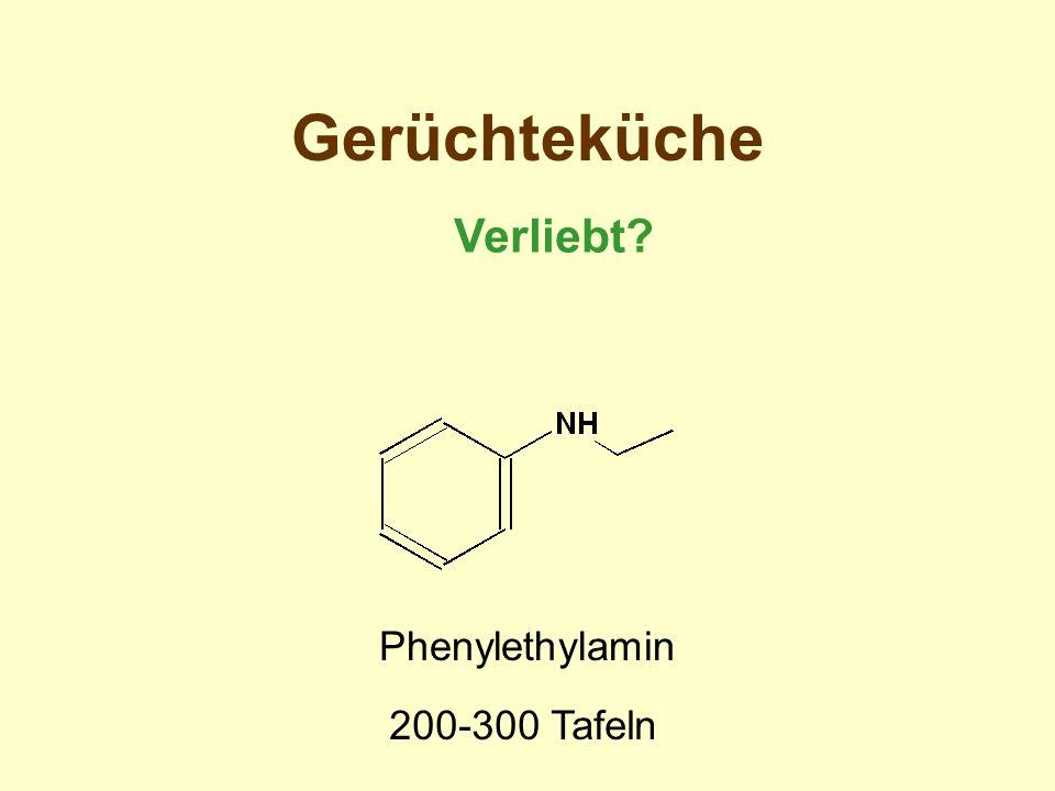 Gerüchteküche Verliebt Phenylethylamin 200-300 Tafeln