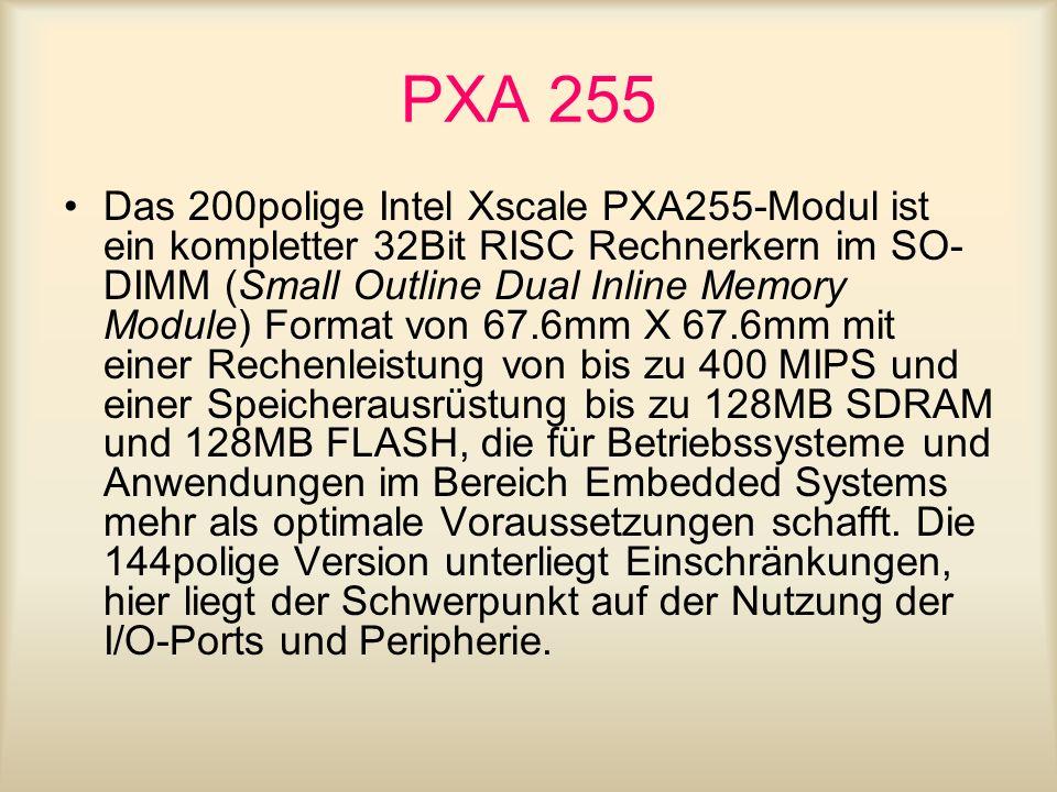 PXA 255