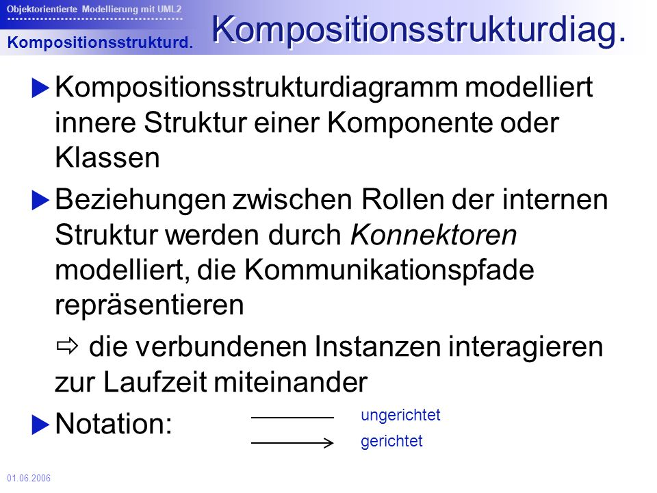 Kompositionsstrukturdiag.