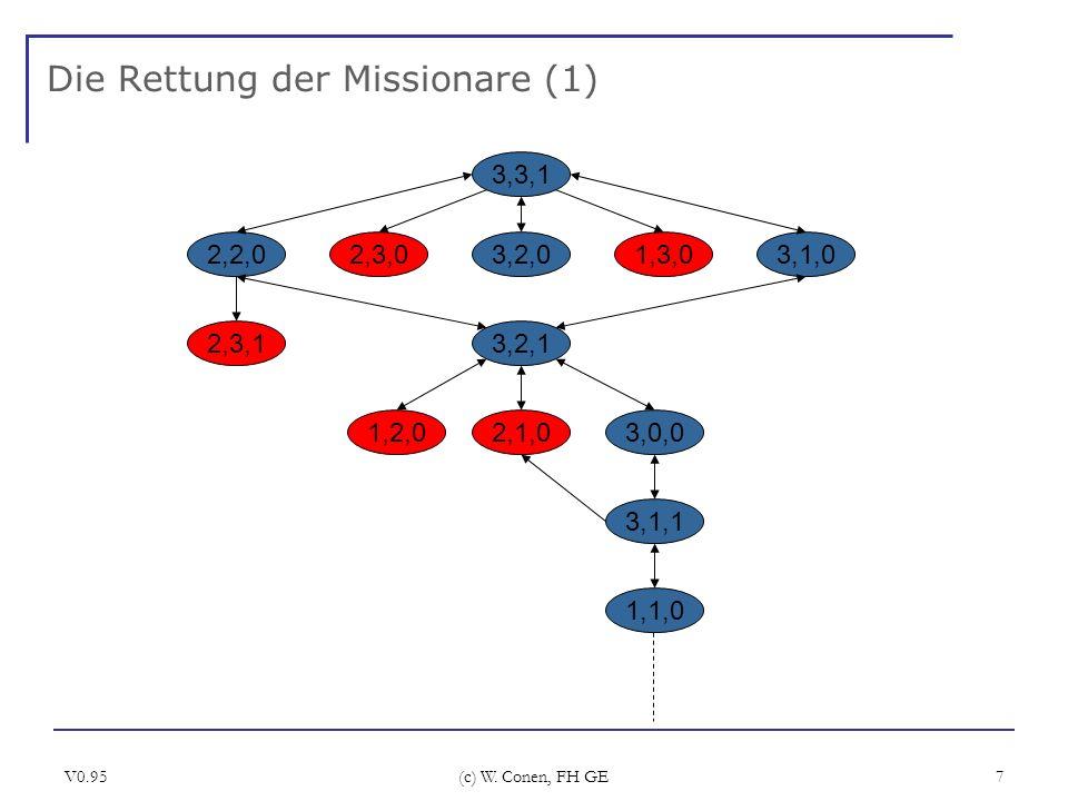 Die Rettung der Missionare (1)