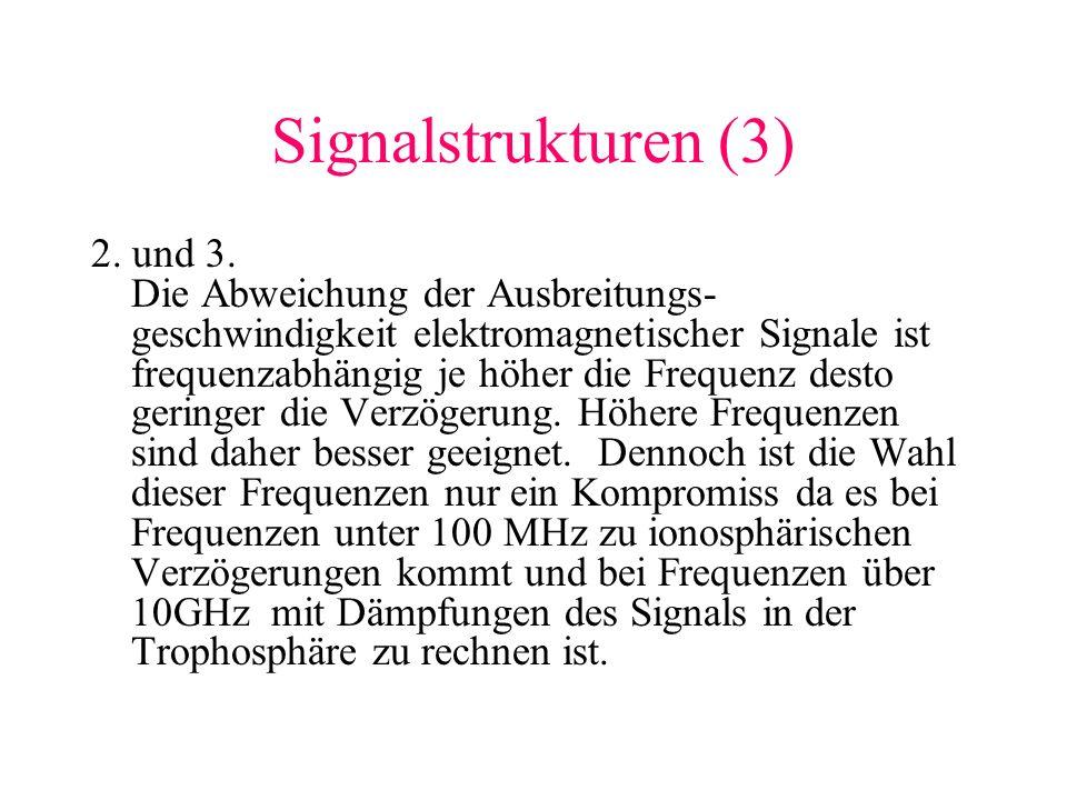 Signalstrukturen (3)