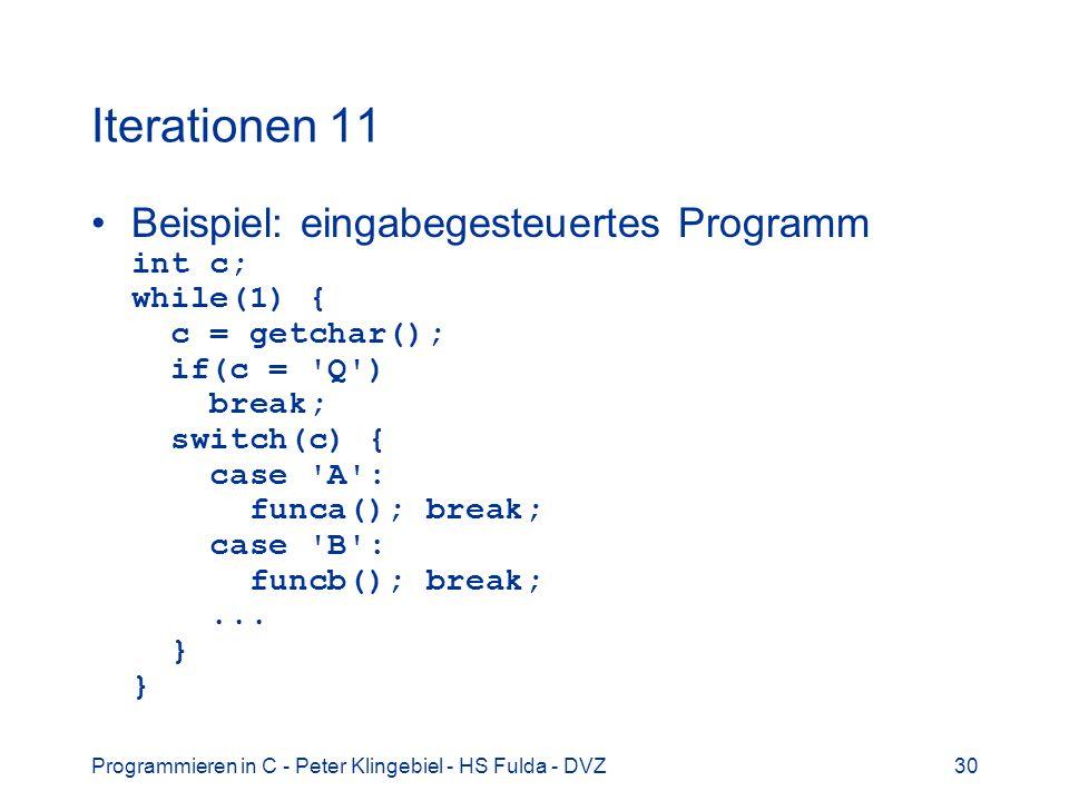 Iterationen 11