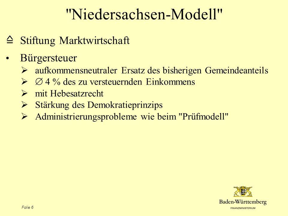 Niedersachsen-Modell