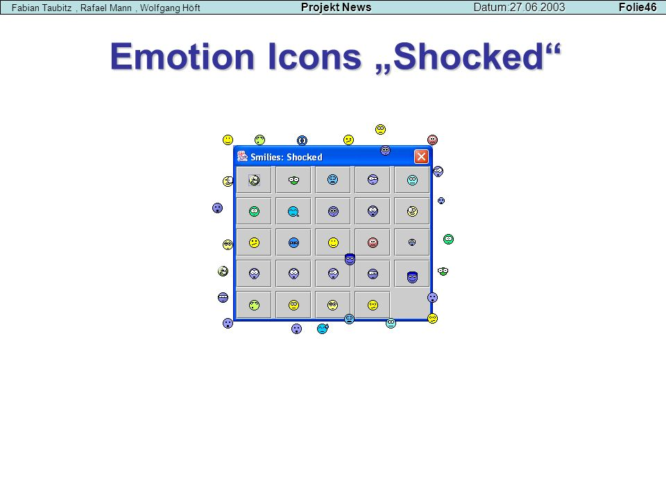 "Emotion Icons ""Shocked"