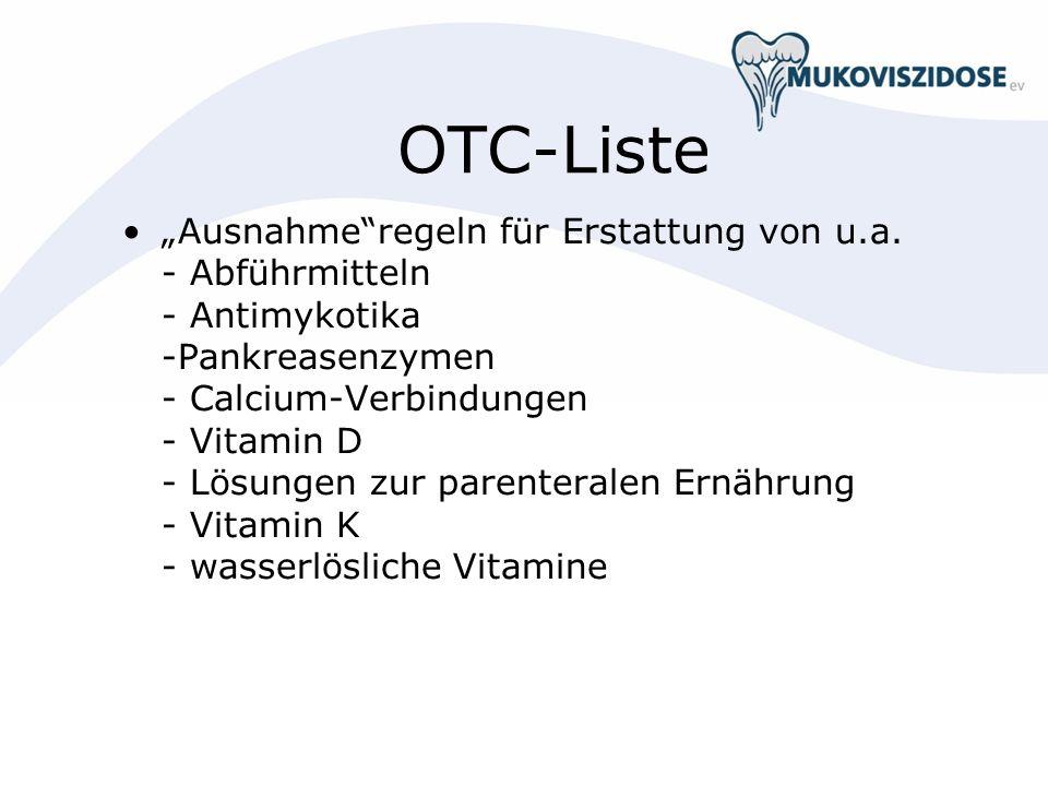 OTC-Liste