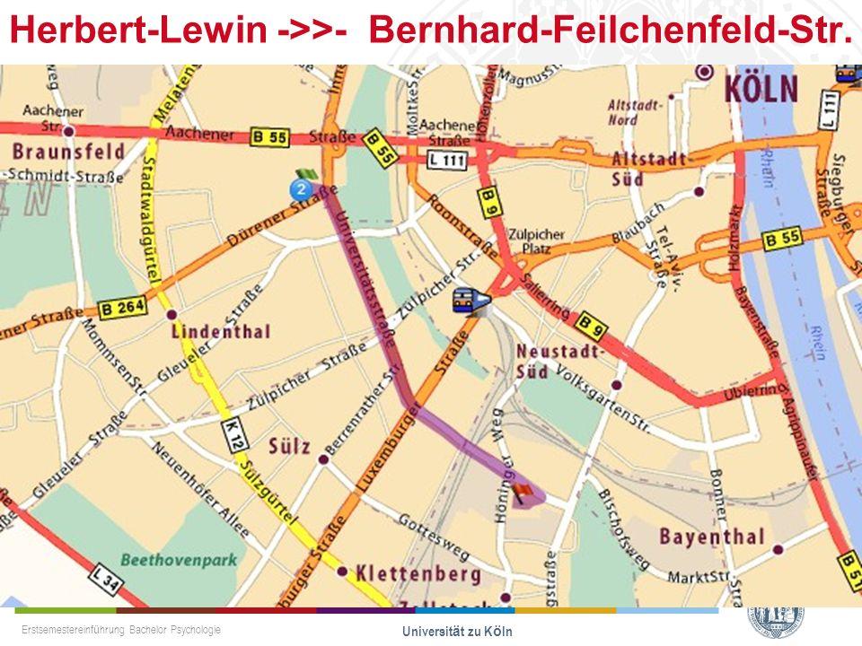 Herbert-Lewin ->>- Bernhard-Feilchenfeld-Str.