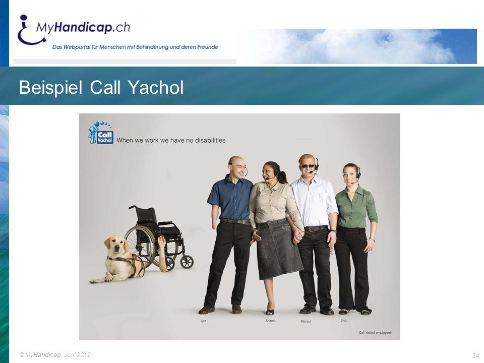 Beispiel Call Yachol 34 34