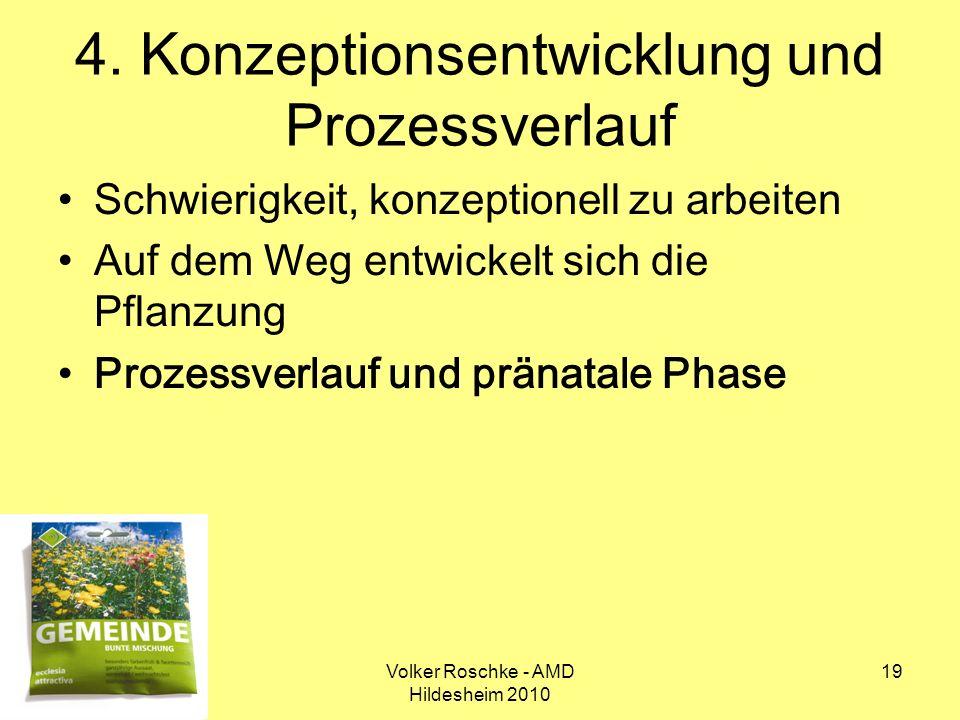 4. Konzeptionsentwicklung und Prozessverlauf