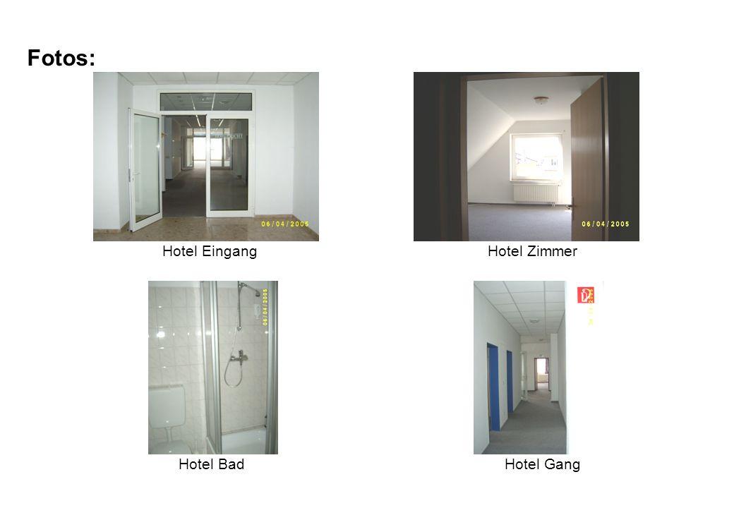 Fotos: Hotel Eingang Hotel Zimmer Hotel Bad Hotel Gang