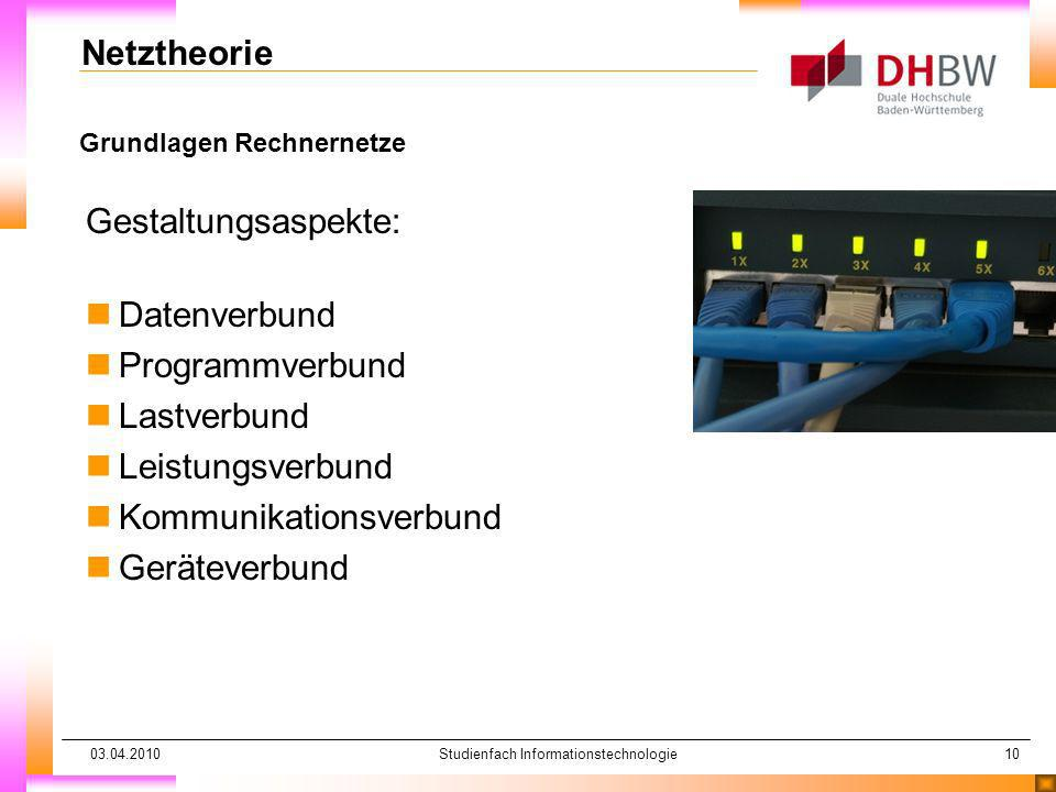 Studienfach Informationstechnologie