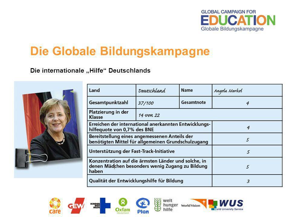 Die Globale Bildungskampagne