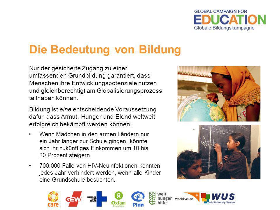 Die Bedeutung von Bildung