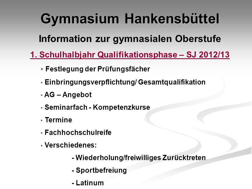 Gymnasium Hankensbüttel