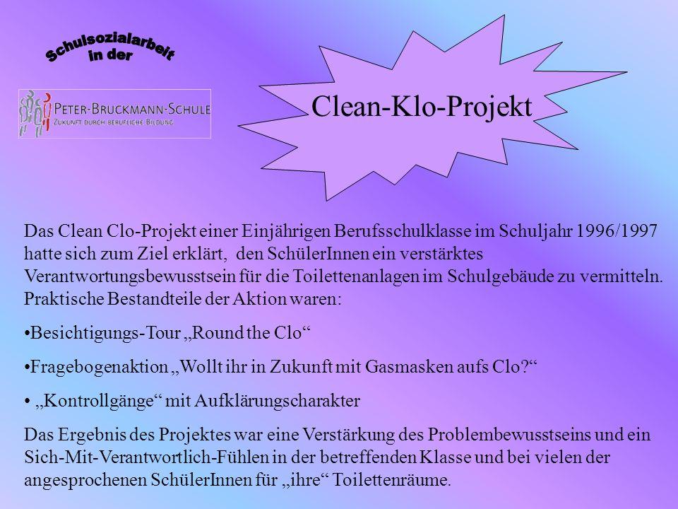 Clean-Klo-Projekt