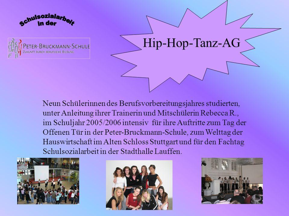 Hip-Hop-Tanz-AG