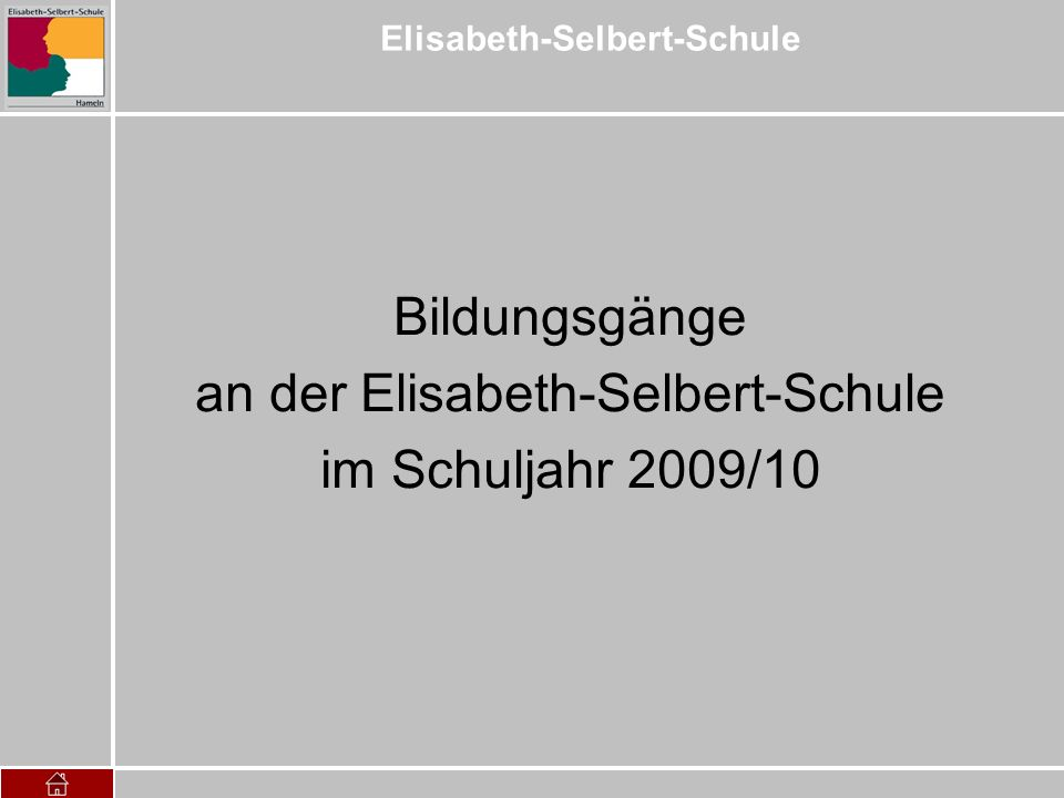 an der Elisabeth-Selbert-Schule